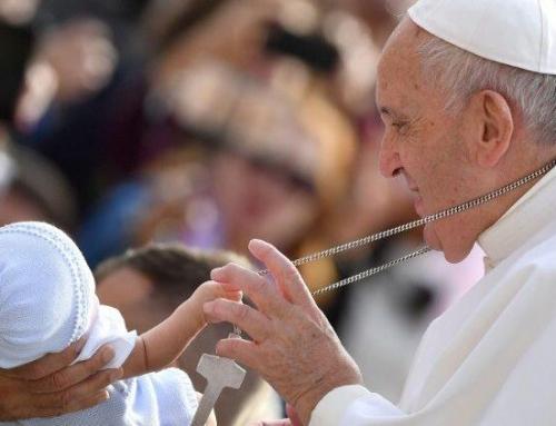 البابا: الافتراء سرطان شيطانيّ
