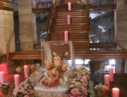ميلاد العذراء مريم  مصدرُ فرحٍ وتهليل لكلّ الخليقة